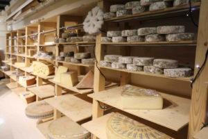 présentoir fromages