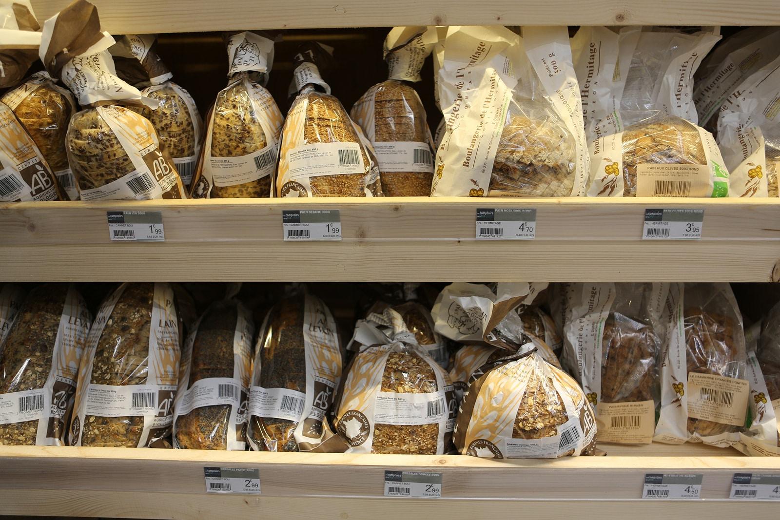 boulangerie pain