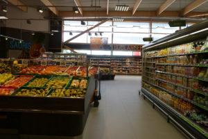 espace fruits et légumes