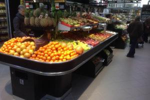 table fruits et légumes