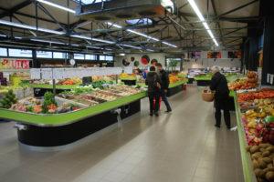tables fruits et légumes