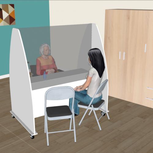 Les mobiliers de protection pour EHPAD ou maisons de retraite